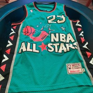 Michael Jordan 1996 ASG Hardwood Classic Jersey
